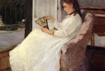 Peintre Berthe Morisot