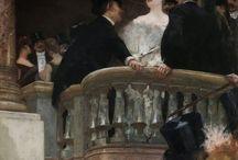 Peintre Henri Gervex
