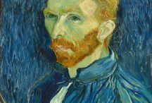 Peintre Vincent  Van Gogh