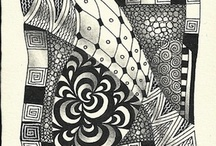 Zentangle en doodles
