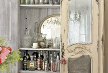 White Inspiration / by Tootsie Boudreaux's ~ UpCycled Recycled Painted Furniture & Home Decor