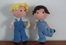 CROCHET - FREE Patterns that can be used for Boys! / Crochet patterns that are unisex or designed for boys and men :) / by Oombawka Design