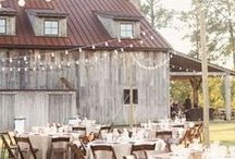 | Country Weddings | / Country Wedding Ideas - All the ingredients for a Country Wedding from Boots to Barn and Backyards to Mason Jars