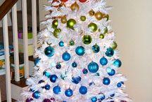 Christmas / I really, really love Christmas!!  / by Nicole Bippus
