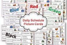 Schedules & Routines