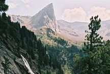 To the mountains / Mountains, escape, beautiful nature