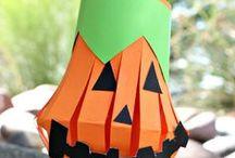 Halloween / Halloween ideas, activities and resources for kids.