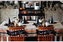 | Halloween Party Decorations and Ideas | / craft the perfect Halloween party and decor with these creative and creepy ideas!