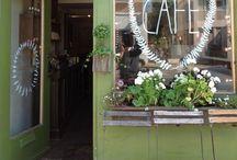 Organic restaurants & sweet cafés in Cali