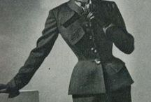 pockets / Vintage designs with striking pockets.