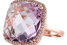 Diamond Castle Rings / Get the ultimate attention