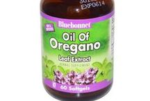 Oil of Oregano - lcb pick of the week / As we are re-discovering this 'mano de santo' we'd like to share its many benefits & uses
