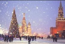 Красавица Москва.