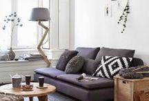 -- Decoration  Scandinave // LIVINGROOM