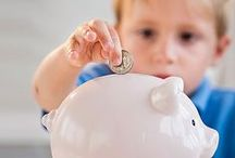 Financial Wellness / Tools to help kids learn about money.