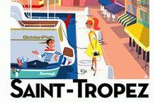 Saint-Tropez, France / A la découverte de Saint-Tropez... Discovering Saint-Tropez...