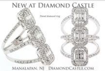 New at Diamond Castle / Latest arrivals at the Castle, regularly updated