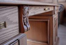 Столы Лесная Мастерская / Мебель которую создала Лесная Мастерская