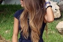 easy hair styles / lots of cool and easy hairstyles