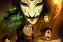 Avatar: The Last Airbender & The Legend of Korra