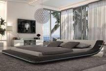 6. Bedrooms. / Дизайн и идеи для спален.
