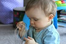 Infants and Toddlers / Activities and Resources for working with infants and toddlers