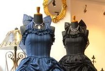 Lolita dresses and accessories