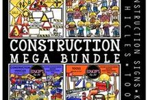Educlips Big Clip Art Bundles / Collections of more than 1 set of graphics in a bundle.