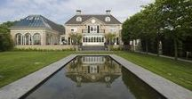 Luxury Homes | Hoog.design / house designs | dream homes | dreamy houses | droomhuizen