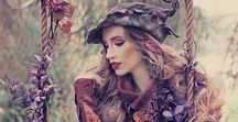 Fairytale and fantasy photography