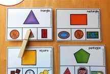 Kids - Shapes & Sorting / shapes, Maths, kids, preschool shapes, pre-k, shape, sorting, kids math printables, shapes printables