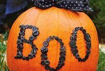 Kids - Decorating Pumpkins / pumpkins, pumpkin decorating, no carve pumpkins, halloween pumpkins,