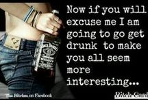 I don't use alcohol, but..