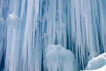 ♦ Frozen falls ♦