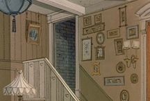 Animación / Interiores
