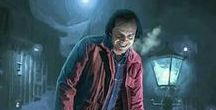 Macabre / Klatu Verota... humhum..  Halloween creepy stuff horror movies etc..