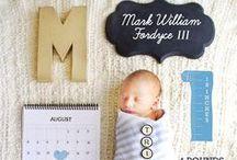 Baby boy / Ideas for Baby Boy