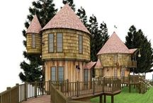 Tree houses / Awesome tree houses / by Tiffany