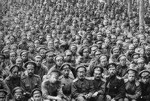 World War I: 1914-18 / The Great War / by Theresa Steele