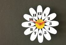 Time keeps a tickin' / I love clocks!