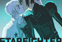 °.*Starfighter comic*.°