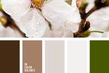 Spring colors / Spring colors inspiration
