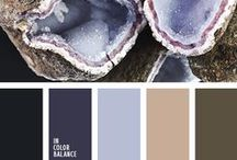 Purple and brown / Purple and brown color inspiration