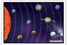 Astronomy / All the very best posts and products to help your child learn astronomy! Find more on MontessoriByMom.com