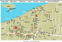 Seminyak / Seminyak is located between Kuta and Canggu. This is a highly urbanized area with many attractions, restaurants, bars, various shops, spas or nightclubs. To read the article, go visit http://en.balijetaime.com/newblog/seminyak-the-trendy-place-in-bali/