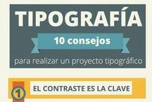Titoriais / Tipografía