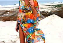 My Style # Kaftan Cover Up
