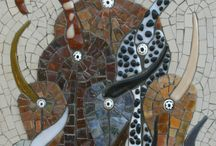 Mosaics by Martin Cheek