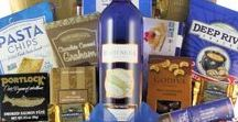 Hanukkah 2016 / Hanukkah gift baskets for the holiday season. Perfect kosher gift baskets that include entirely kosher certified gourmet gift items.