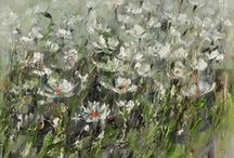 2016 Meadow, oil paintings by Margaret Raven / I invite you for watching Małgorzata's Kruk archival art gallery from many years from the past. They all are made by oil or less acryl painting on canvas with technique impasto, stretched on the wooden loom.  It's contain original artworks since 1995 year including categories like a: flowers, landscapes, seascapes, mountains, meadows, modern painting, abstraction, animal, art deco, people, still life, yachts and boats.